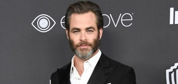 Actor Chris Pine will host the next episode of 'SNL'