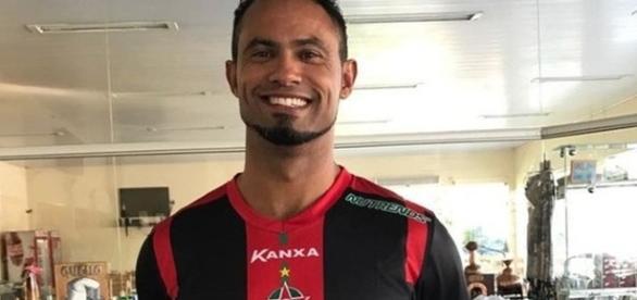 Bruno foi contratado pelo Boa Esporte em março (Foto: Divulgação/Boa Esporte)