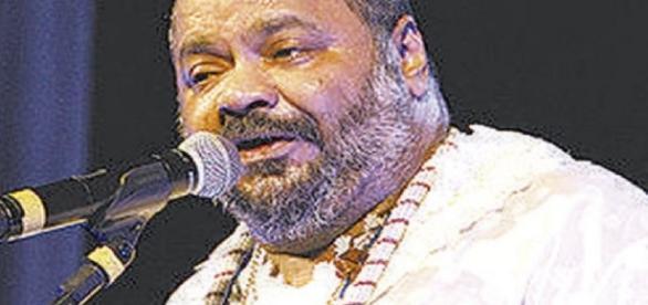 Cantor Arlindo Cruz - Imagem/Google