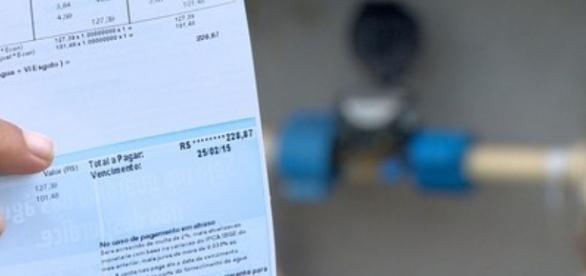 Conta de água da Sabesp terá reajuste de 8,45% a partir de maio - com.br