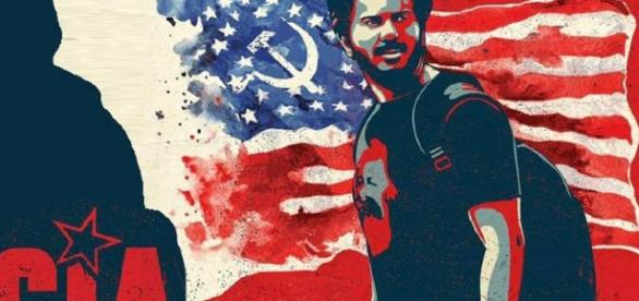 Dulquer Salmaan from Comrade In America movie