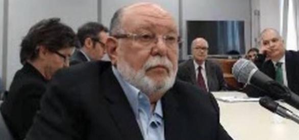 Ex-diretor da OAS, Léo Pinheiro