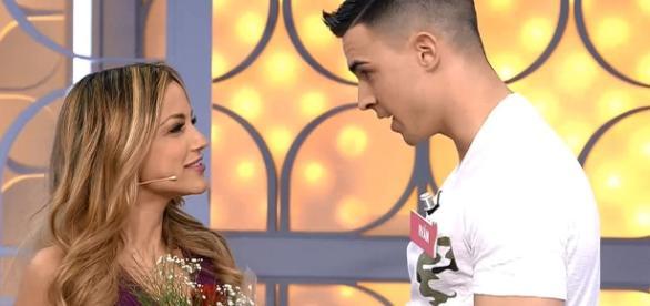 Iván y Marta están en contacto en las redes sociales - EXTRA VIP - blogspot.com
