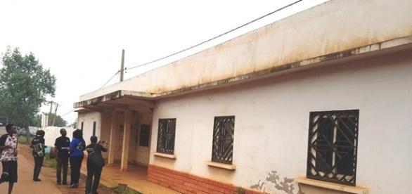 La Maison de la communication abandonnée