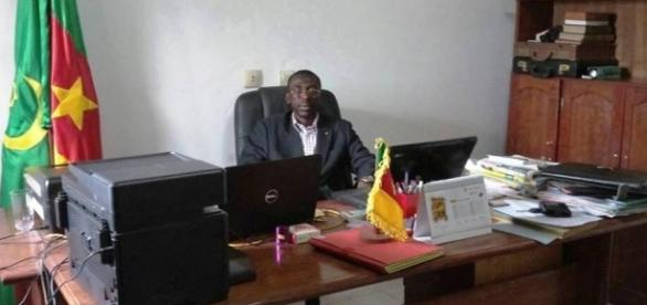Monsieur Ibrahim Zakari directeur du CCERE