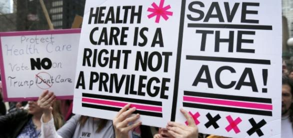 Poll: Voters resist pre-existing condition opt-out - POLITICO / Photo by politico.com via Blasting News library