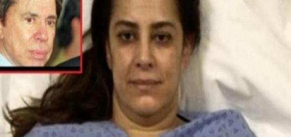 Silvia Abravanel é internada e deixa recado - Google