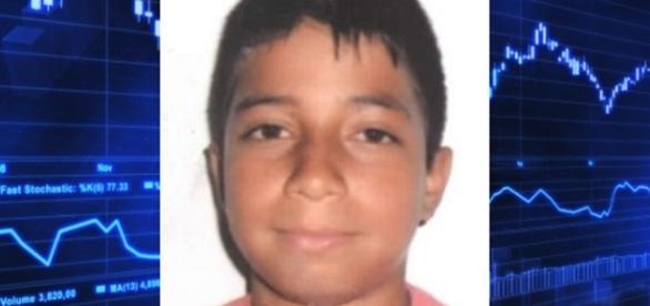 Lucas Mesquita Neto tinha apenas 15 anos