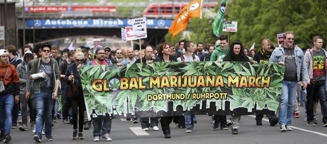 Cannabis: Weltweite Demos für die Legalisierung