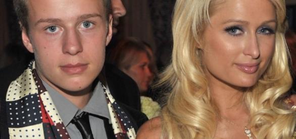 Conrad Hilton es el hermano menor de la socialite, Paris Hilton. - europapress.es