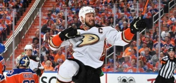 Getzlaf fue el factor clave en el juego 4 de la serie vs los Oilers. NHL.com.