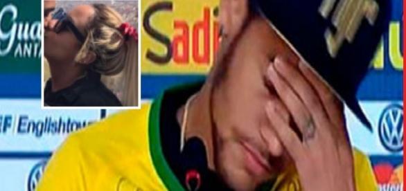 Jogador da seleção pega irmã de Neymar - Google