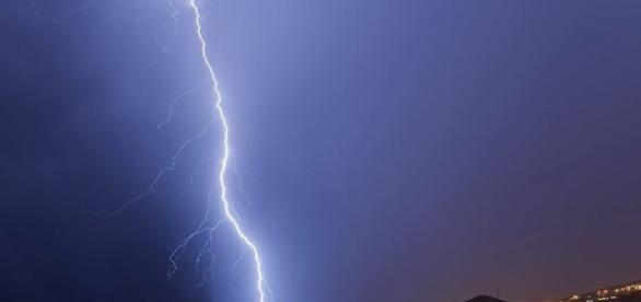Lluvias y tormentas eléctricas en el Istmo de Tehuantepec, rompe sequía extrema.