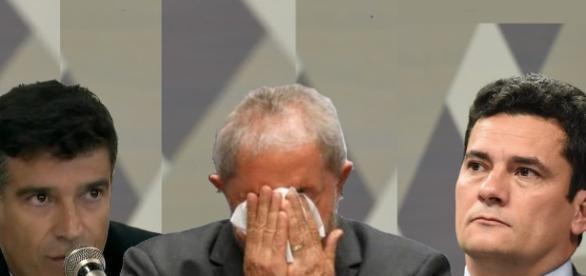 Lula será interrogado por Moro