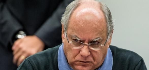 Renato Duque, preso na Lava Jato, prestou depoimento ao juiz Sérgio Moro, nesta sexta-feira (05)