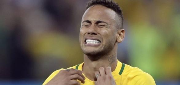 Será que Neymar gostou da novidade?