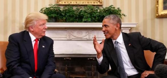 Trump, Obama Bromance Hits Rough Spot | Ken Walsh's Washington ... - usnews.com