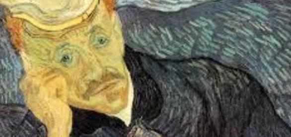 Van Gogh's portrait of Dr. Gachet FAIR USE mentalfloss.com Creative Commons