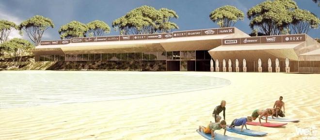 Madrid podría tener playa y surf
