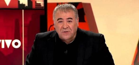 Entrevista con Antonio García Ferreras, presentador de 'Al rojo ... - diariodenavarra.es
