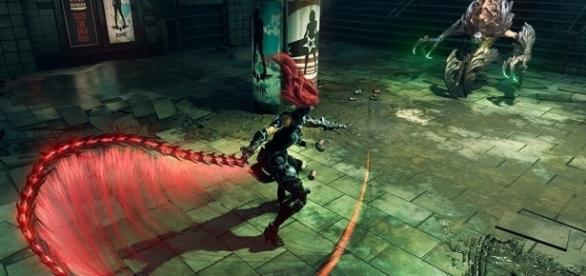 Gunfire Games Debuts Darksiders 3 Gameplay | Shacknews - shacknews.com