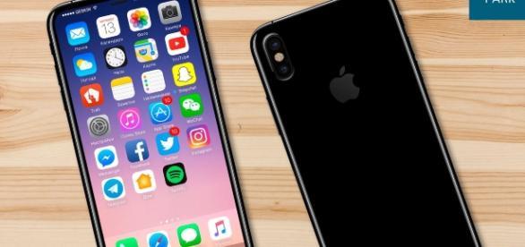 Rumors sul nuovo iPhone 8: come lo immagina Tech Park?