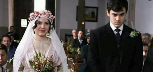 Il segreto anticipazioni spagnole matias sposa marcela for Il segreto anticipazione spagnole