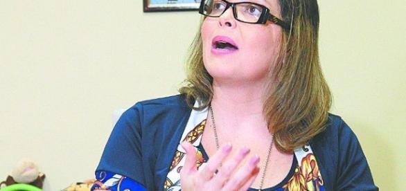 Juliana Emerique, delegada titular da Delegacia da Criança e Adolescente Vítima