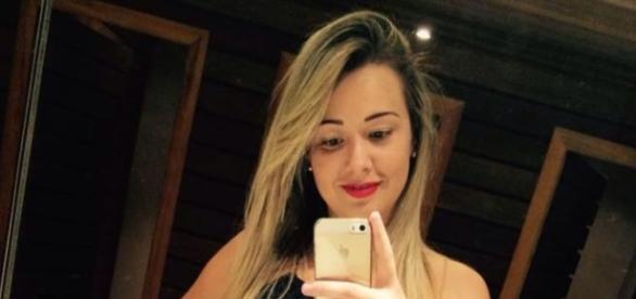 Lúbia é uma das principais integrantes da associação criminosa que assaltava bancos no MT