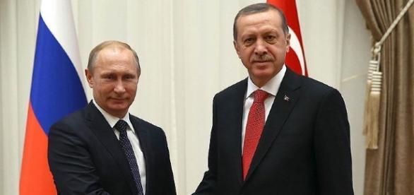 Putin e Erdogan concordaram com a criação de zonas de segurança na Síria, com finalidade de proteger os civis dos conflitos