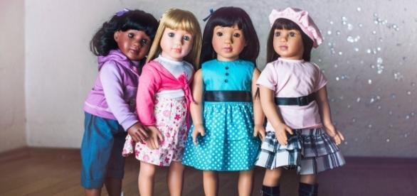 Starpath Dolls celebrate different nationalities and cultures. / Photo via Anita Windsor, used with permission.