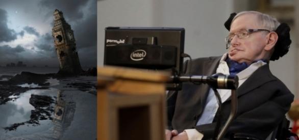 Stephen Hawking afirma que os humanos terão que abandonar a Terra