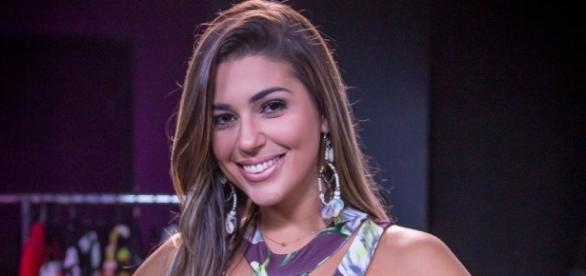 Vivian Amorim, vice-campeã do BBB17