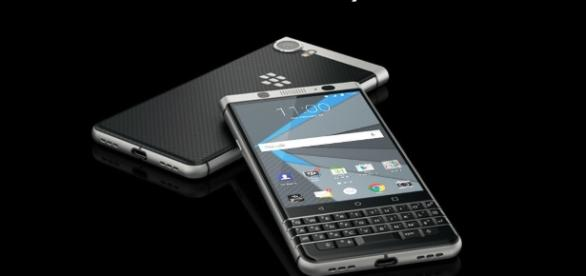 "Blackberry ""Mercury"" Goes Official as the KEYone for the Physical ... - droid-life.com"