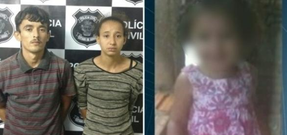 Casal é preso por violência sexual e assassinato