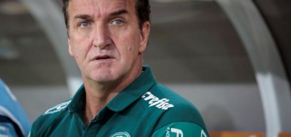 Cuca é o novo técnico do Palmeiras