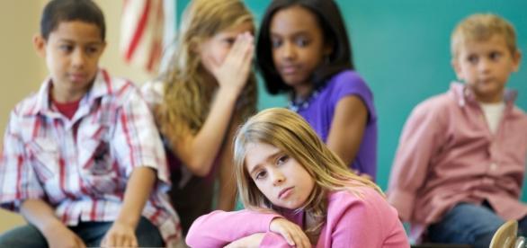 Excluir um colega na escola é grave