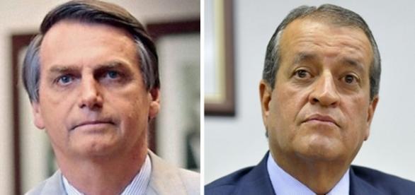 Jair Bolsonaro estaria negociando ida para o partido de Costa Neto (Foto: Reprodução)