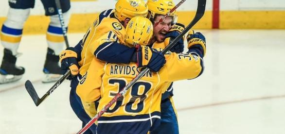 Los Predators están consumando la mejor temporada en la corta historia de la franquicia. NHL.com.