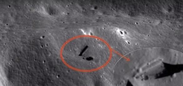 Os astrônomos acreditam que possa ser uma prova extraterrestre