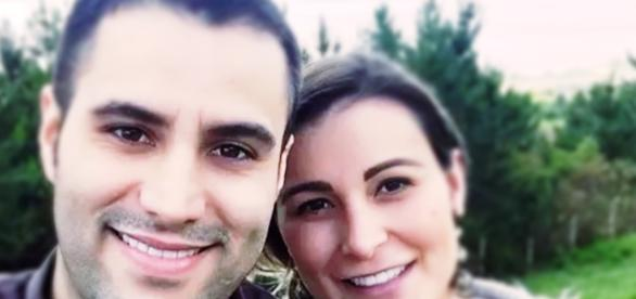 Andressa Urach e ex-marido - Google