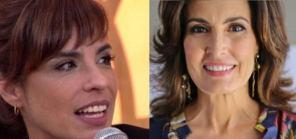 Depois de se separar de Caio Blat, Maria Ribeiro nega romance com artista da Globo Edu Moscovis