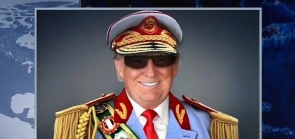 Gov. Greg Abbott's bill enables President Trump's dictatorship / Photo by cnn.com via Blasting News library