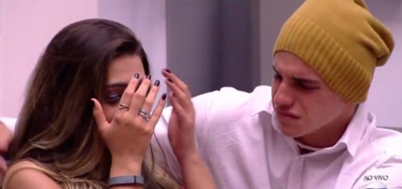 Manoel fala sobre sua relação com Vivian