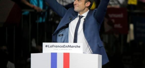 Who is Emmanuel Macron? En Marche! leader and winner of the French ... - thesun.co.uk