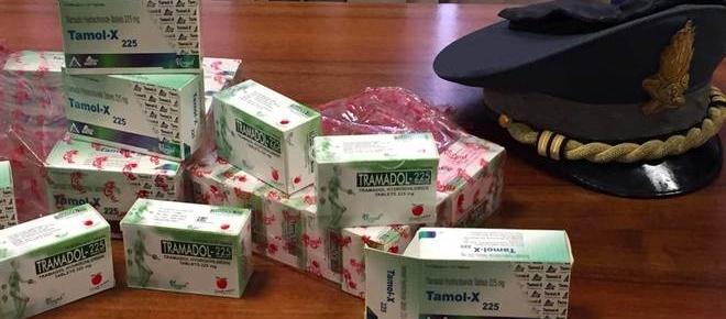 La 'droga del combattente': a Genova milioni di pasticche di Captagon