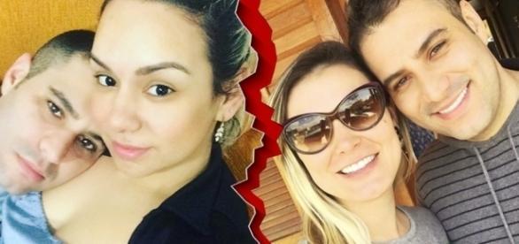 Andressa Urach disse que ela e Tiago não têm a mesma fé e pediu perdão para Juliana (Reprodução/Bol)