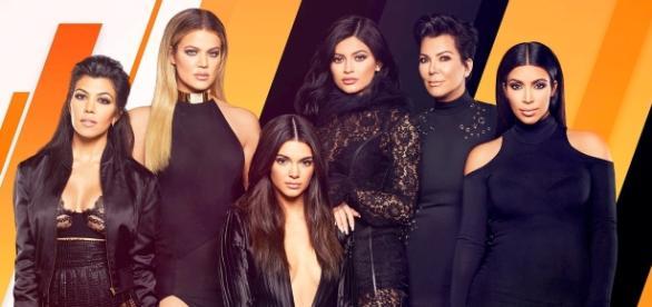 As mulheres da família Kardashians vivem causando furor na internet