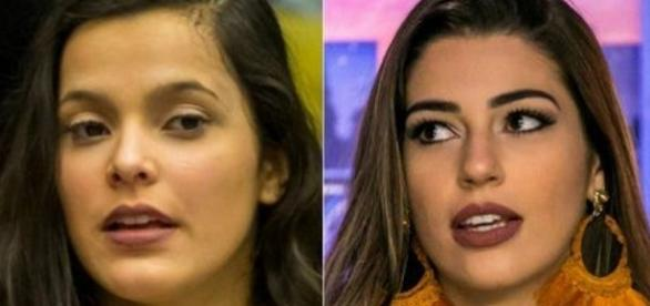 Emilly e Vivian juntas novamente na Globo.