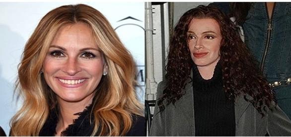 A estátua de Julia Roberts não faz jus à beleza da atriz